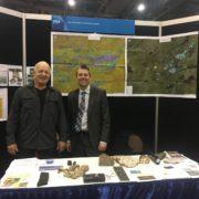 Jean-Louis Tremblay (prospecteur) & Frank, 2015