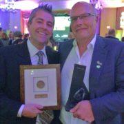 Frank (Medaille Nicholas Denys) et Bob Wares (prix Hector Authier), 2016