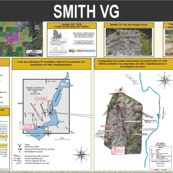 Carte promotionnelle - Smith VG